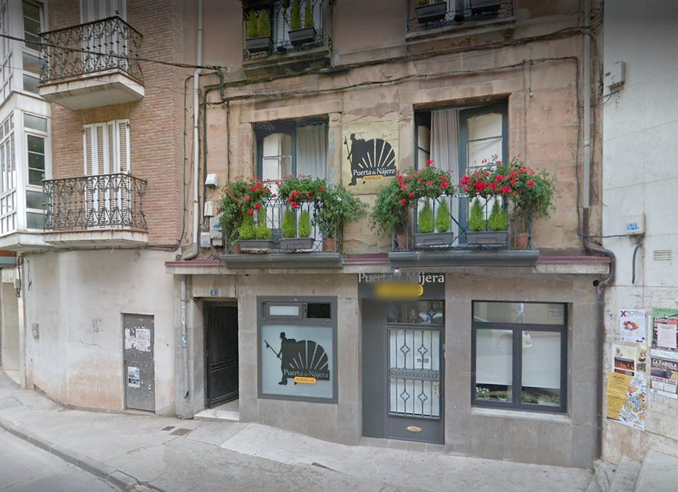Exterior Calle Del Carmen