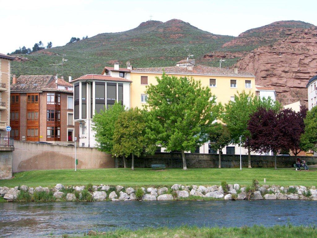 Entorno Albergue Puerta de Nájera