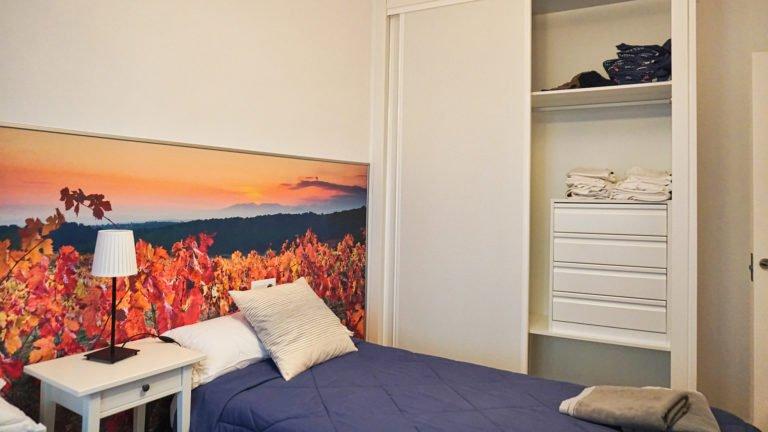 Dormitorio 1 | Apartamento turístico Montaña