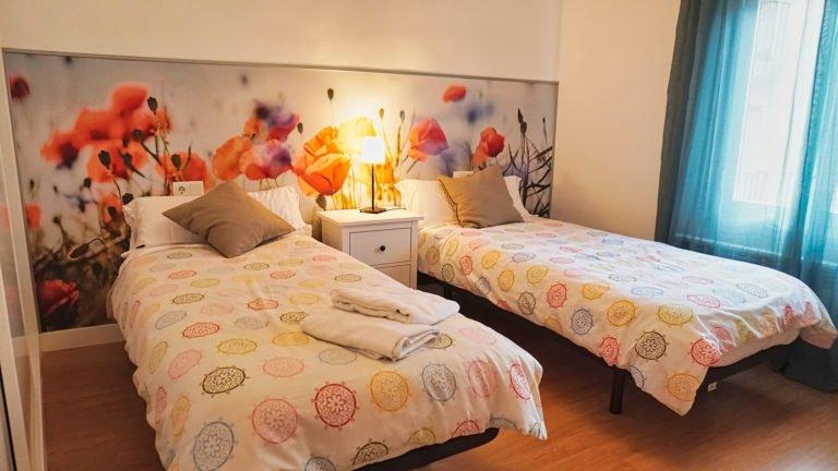 Dormitorio 2 | Apartamento turístico Montaña