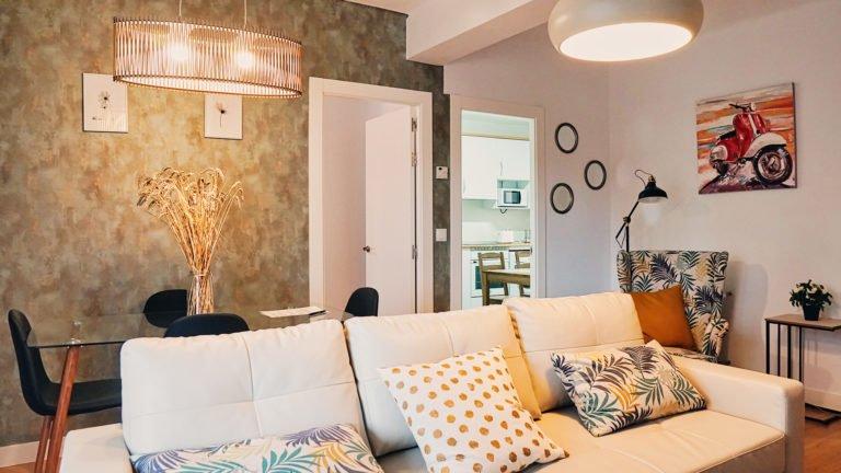 Detalle salón | Apartamento Río