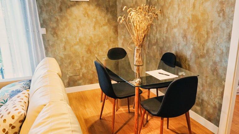 Mesa de descanso | Apartamento Río