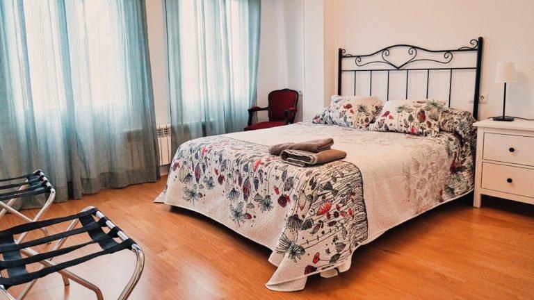 Dormitorio principal | Apartamento Río
