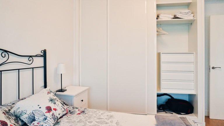 Amplio armario | Apartamento Río