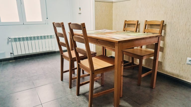 Mesa de cocina | Apartamento Río