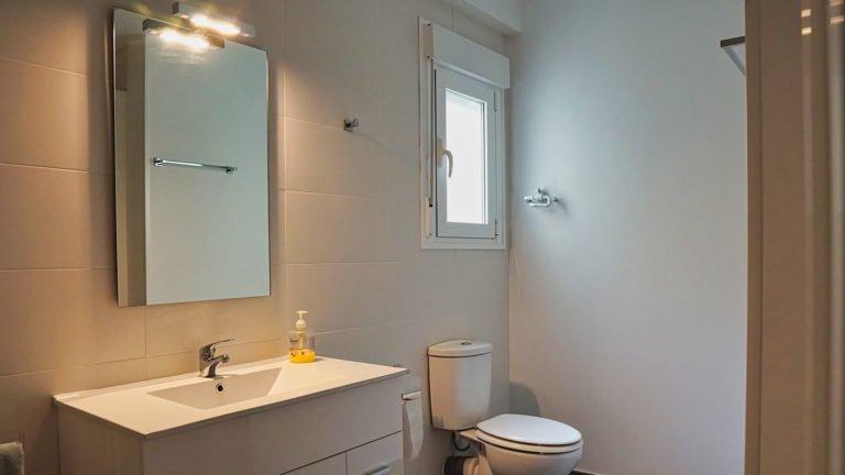 Cuarto de baño | Apartamento Río