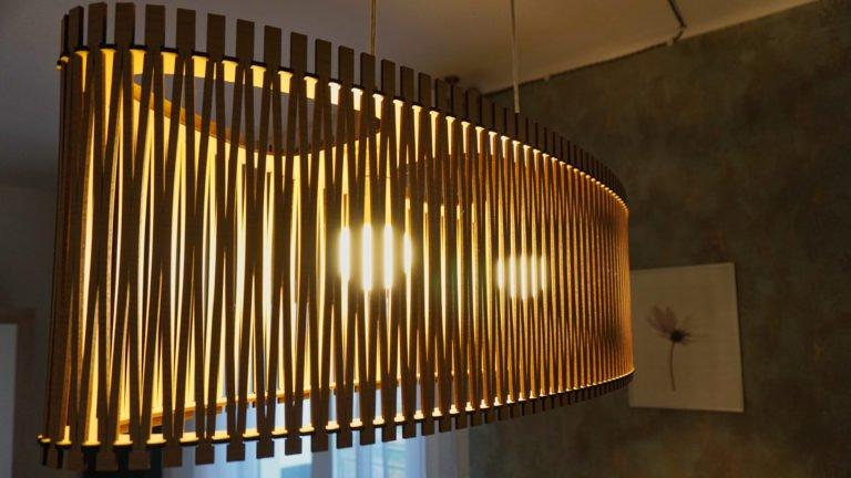 Detalle Iluminación | Apartamento Río