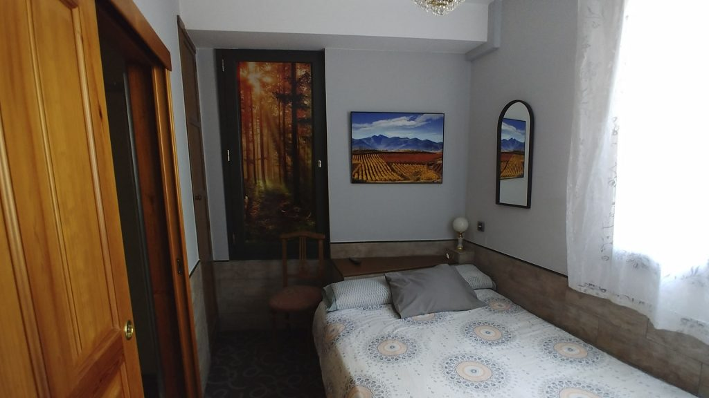 Habitación Doble Con Baño