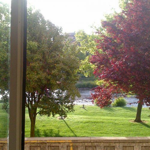 Vistas desde la Habitación El Mirador