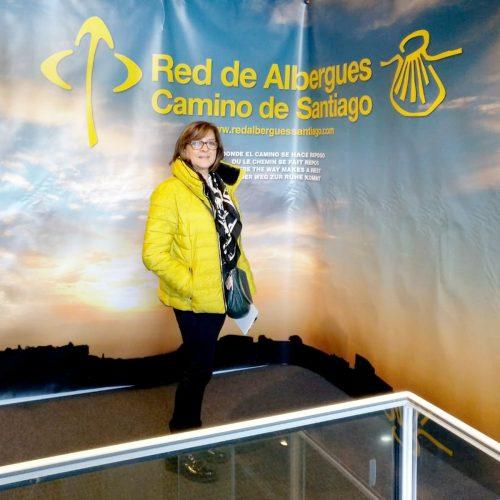 Albergue Puerta de Nájera en la Feria del Camino de Santiago
